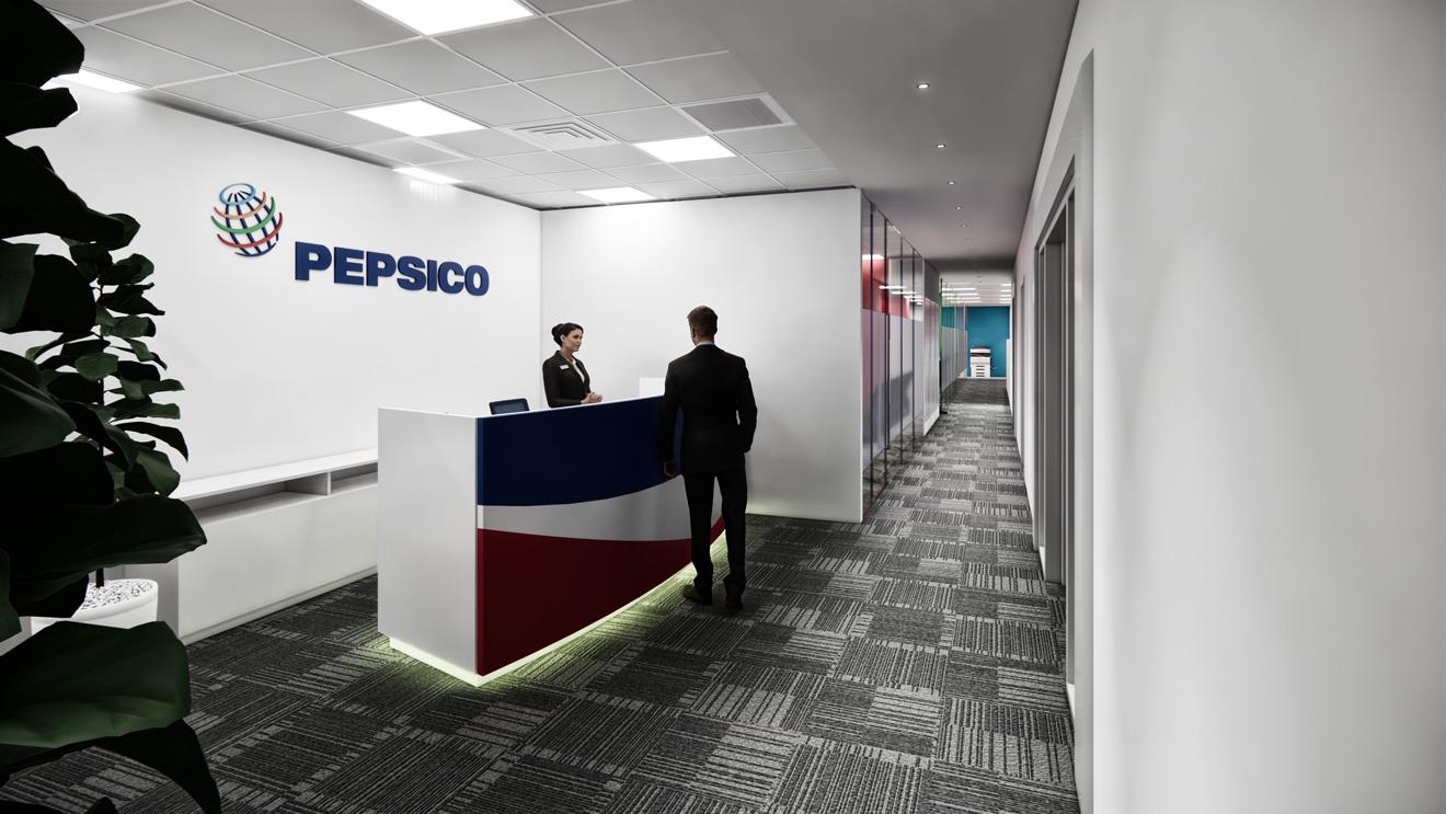Văn Phòng Pepsico